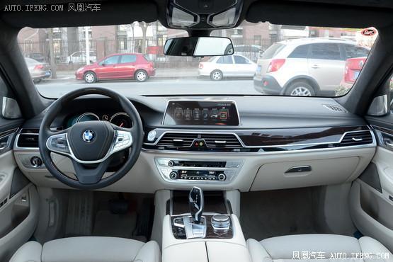 2016款 宝马740Li 豪华型