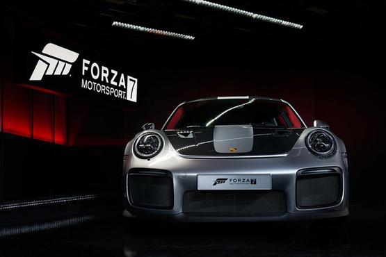 保时捷911 gt2 rs发布 外观设计更激进_凤凰网汽车