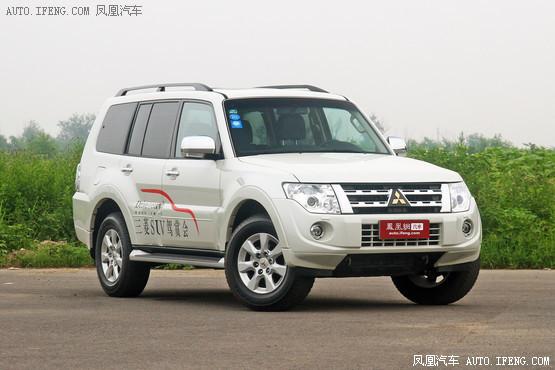 帕杰罗(进口)武汉最高优惠6万 少量现车