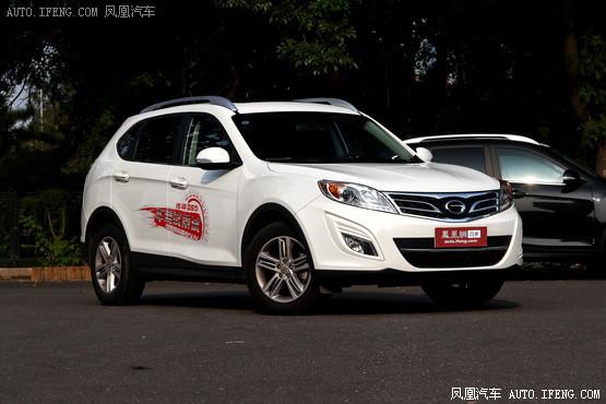 传祺GS5无锡现最高优惠1万元 现车有售
