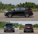 2013款 现代胜达 2.4L自动两驱舒适型