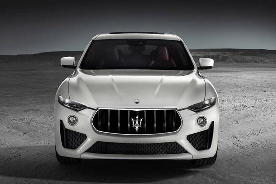 玛莎拉蒂Levante GTS速度节首秀 V8加持/造型更激进