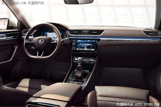 新款斯柯达速派发售 撤销1.8T发动机/售16.99-23.99万