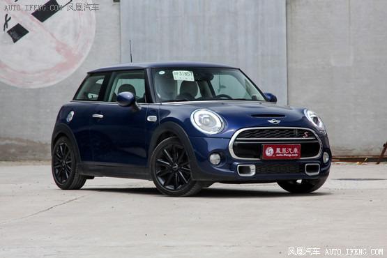 宝马小型车让利销售 MINI最高优惠0.5万