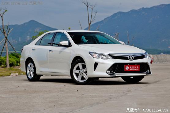 2015款 丰田凯美瑞 2.0S 凌动版