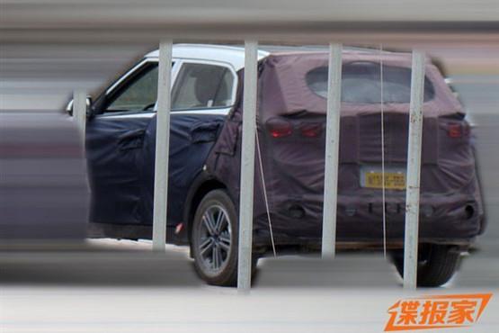 重点新车 北京现代小型SUV明年上市高清图片