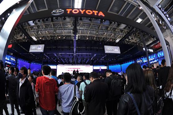 产品服务全升级 一汽丰田引领汽车生活新时代