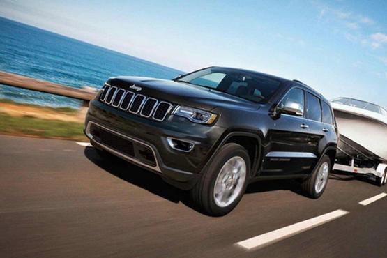 2019款Jeep大切诺基正式上市售52.99-71.49万元