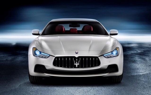 玛莎拉蒂全新ghibli轿车是一款设计杰作,同时强调了优雅和运动的
