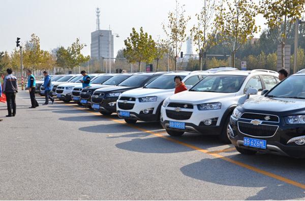 汽车在中国的重要制造基地,它见证了雪佛兰品牌从赛欧到景程高清图片