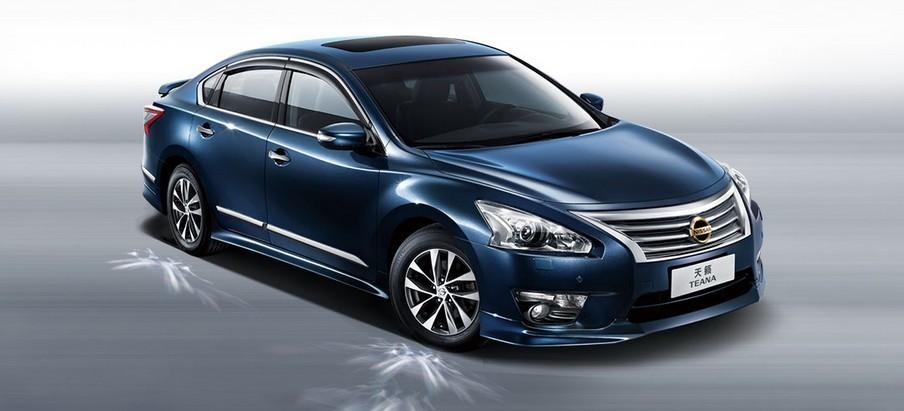 东风日产天籁2.5xl_东风日产天籁优惠4000元 济南现车销售