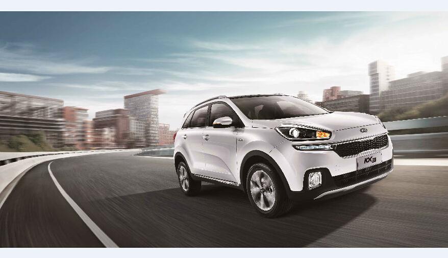 kx3由世界三大汽车设计师之一彼得•希瑞尔大师