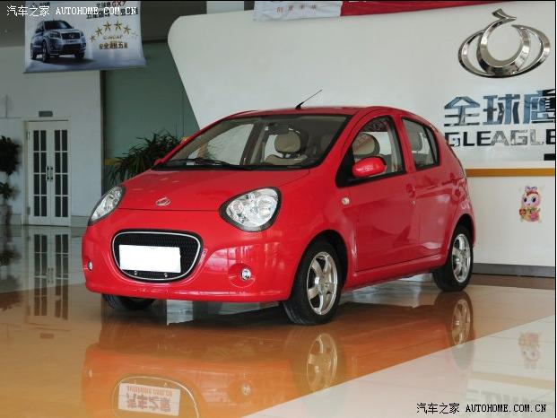 来自吉利的可爱微型车熊猫车型历史简介