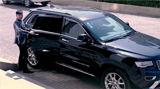 Jeep大切诺基-离婚律师 首播好评 克莱斯勒首亮相高清图片