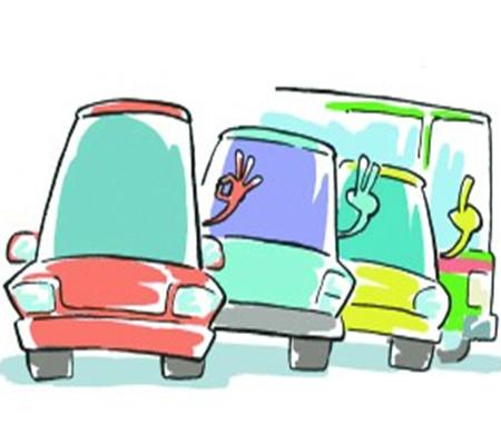 开车容易停车难之停车时注意事项!