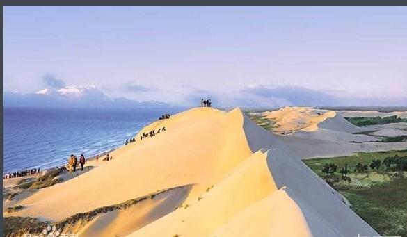 地点:秦皇岛昌黎翡翠岛