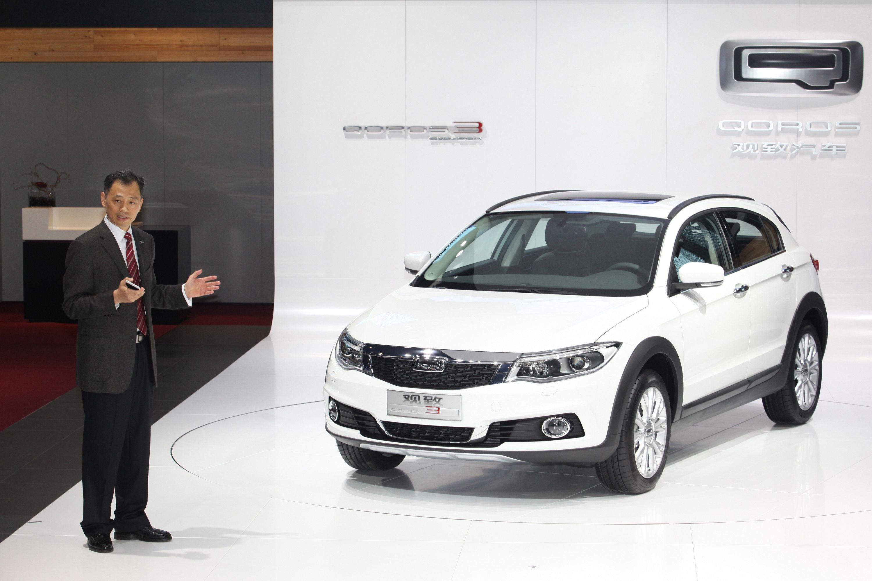 观致汽车携家族三款产品共庆上市一周年高清图片