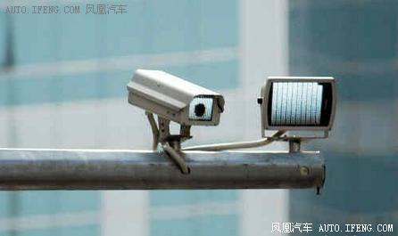 车主注意:看清这5种摄像头,开车才不会被罚!