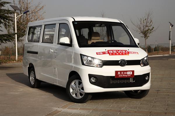 佳宝V80 1.3L MINI BUS舒适型 CA4GX13
