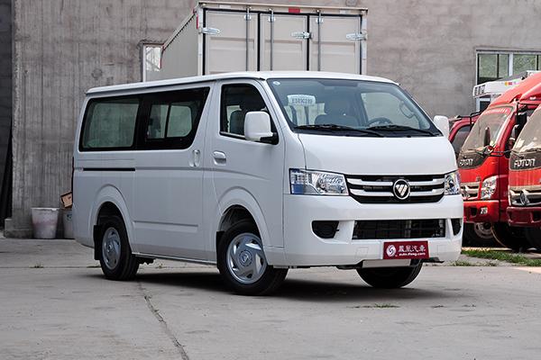 福田风景G7 2.0L 商运版 长轴高顶 2座厢货