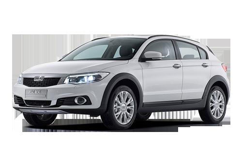 观致3都市SUV 1.6T 自动尊贵型