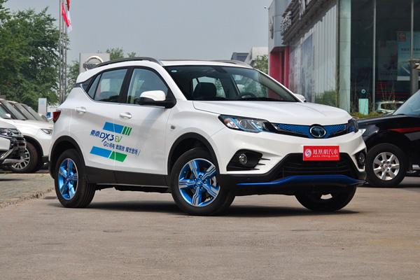 DX3新能源 EV 豪华型