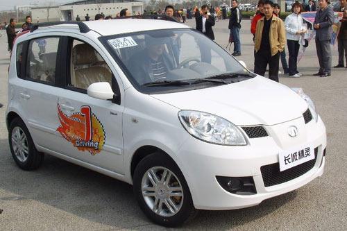 精灵 长城2008款 1.3 舒适型