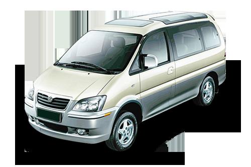 菱智 M5L 1.6L 手动舒适型 7座