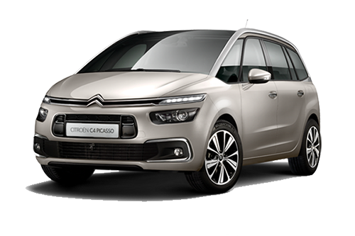 C4 PICASSO 1.6T 豪华型 5座