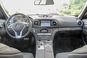2017款SL级 SL 400 凤凰网汽车