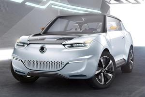 e-XIV概念车