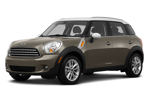 MINI COUNTRYMAN 1.6T COOPER S All 4 滑雪版