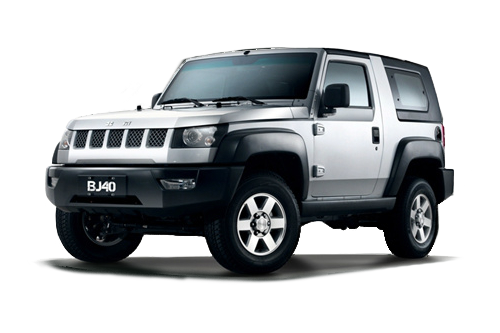 BJ40 PLUS 2.0T 手动四驱尊贵版 国V