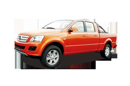 大柴神 2.4L 至尊版 四驱汽油豪华型