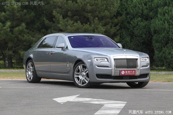 劳斯莱斯古斯特上海降50万 现车充足