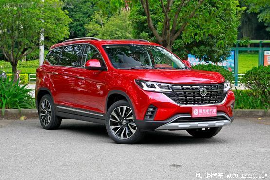 风行T5南京现车销售 欢迎到店详询
