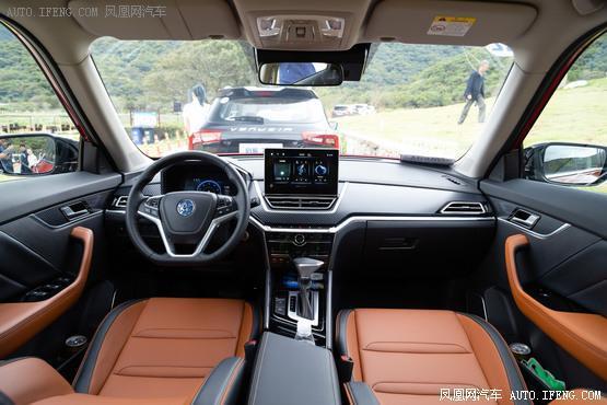 2018款 东风启辰T60 1.6L CVT智悦版