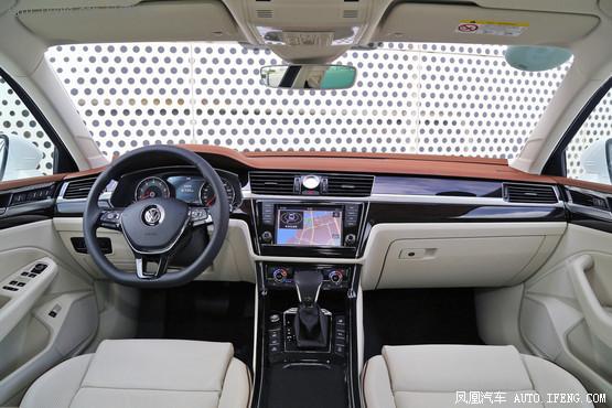2016款 大众辉昂 480 V6 四驱至尊版