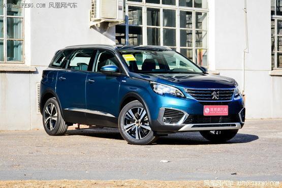 郑州标致5008优惠高达1.5万元 现车供应