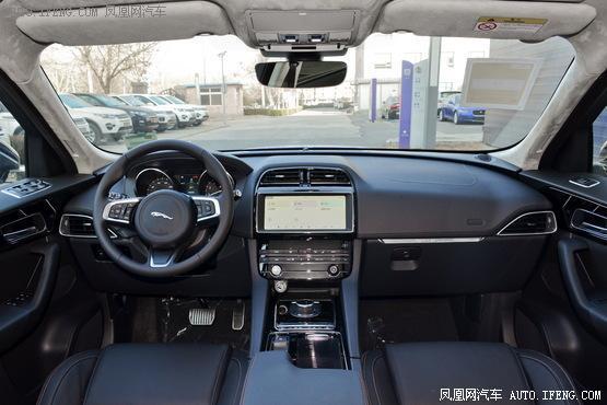 2019款 捷豹F-PACE 2.0T 四驱 都市尊享版