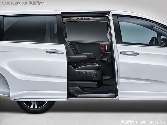 本田奧德賽銳·混動福祉車上市 售價34.98萬起