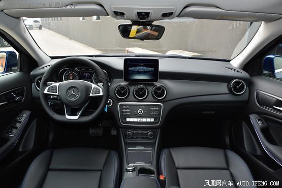 2019款 奔驰GLA 200 时尚型