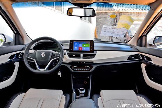 2018款 宝骏360 1.5L 自动豪华型