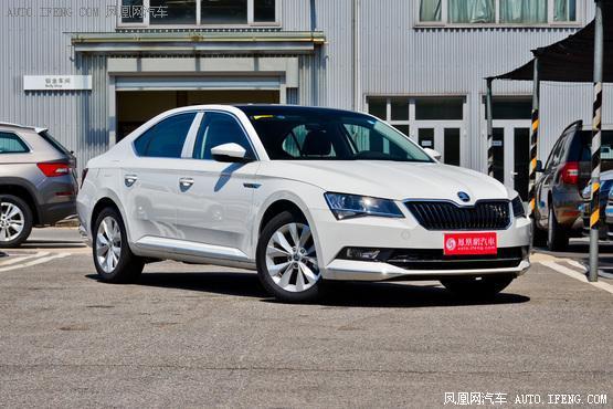 东莞斯柯达速派最高优惠3.5万 现车销售