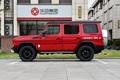 北京越野 BJ80 实拍外观图片