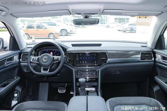 2019款 大众途昂X 380TSI 四驱豪华版