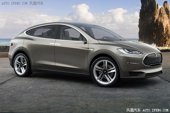 特斯拉Model X信息曝光 或于今年发布