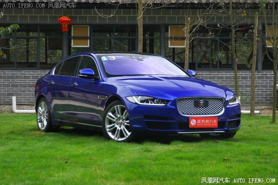 捷豹XEL上海最高优惠9.98万 现车充足