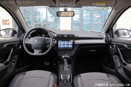 2019款 雪铁龙C3-XR 230THP DCT ORIGINS百年臻享版
