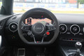 Audi Sport TT RS 实拍内饰图片